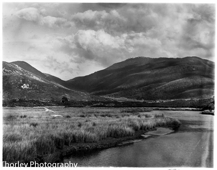 landscape photography taken at Tidal River Wilsons Promontory